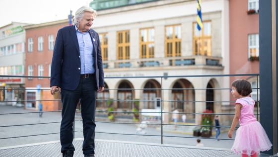 Vyjádření Čestmíra Vančury k vítěznému návrhu na rekonstrukci náměstí Míru