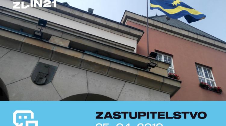 Zastupitelstvo 25. 4. 2019_Prohlášení Zlín 21 k situaci na Letné