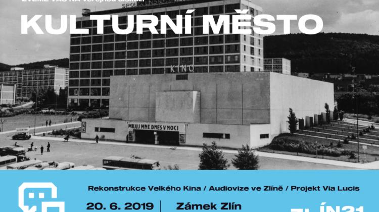 Velké kino Zlín – příspěvek do diskuze města