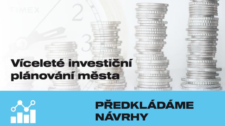 Investiční plánování ve Zlíně dosud nefunguje, je načase to změnit.